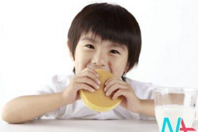 Những trẻ bỏ bữa sáng có thể không nhận đủ lượng dưỡng chất được khuyến cáo