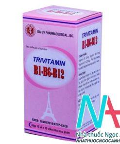 trivitamin B1 B6 B12