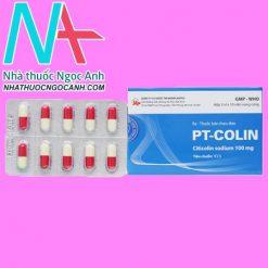 Thuốc PT Colin 100mg