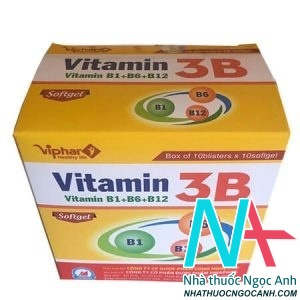 Vitamin 3B Softgel