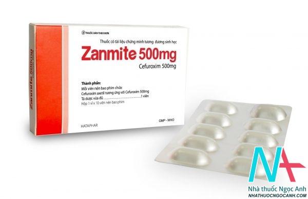 Thuốc Zanmite