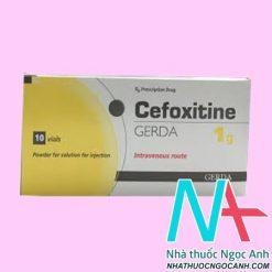 Cefoxitine
