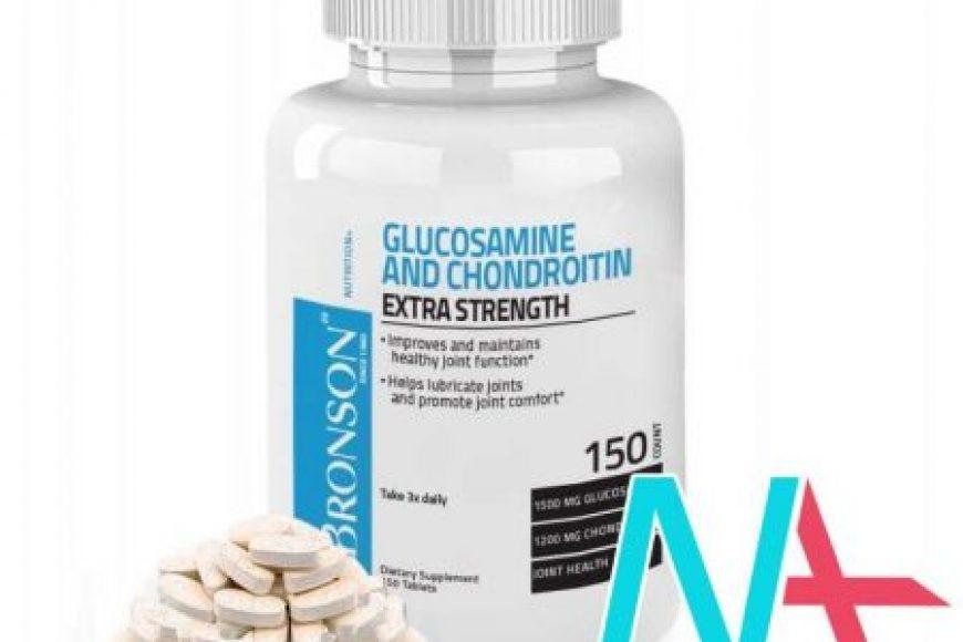 Hiệu quả của Glucosamine và Chondroitin Sulfate với viêm xương khớp