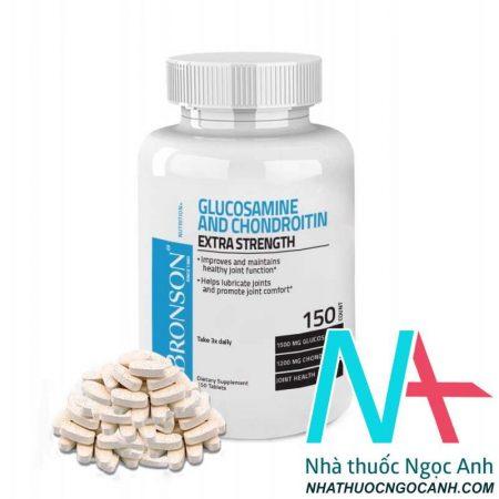 thực phẩm chức năng Glucosamine Chondroitin Sulfate