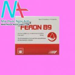 Hộp Feron B9