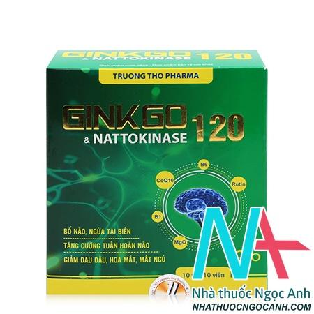 GINKGO 120 giá bao nhiêu