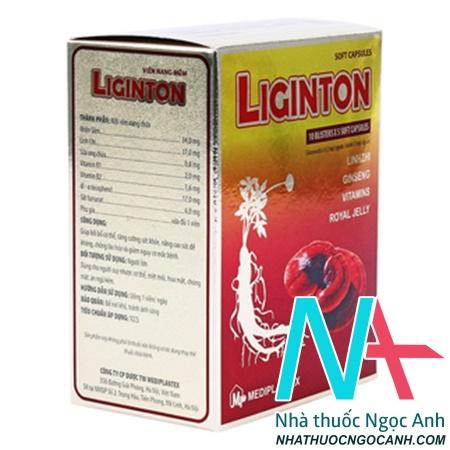 LIGINTON là thuốc gì