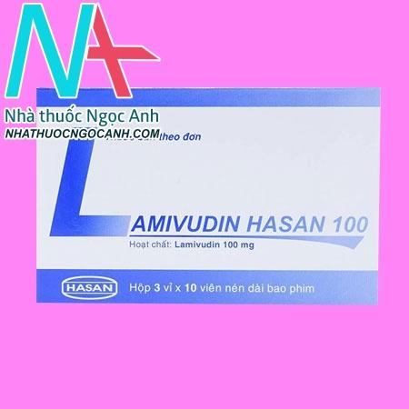 Lamivudin Hasan 100