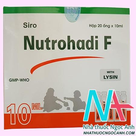 NUTROHADI F