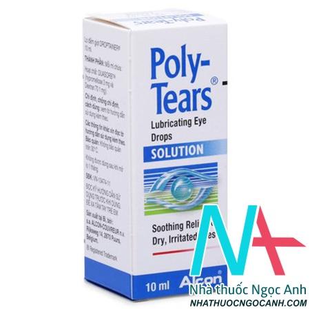 thuốc nhỏ mắt Poly-Tears