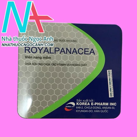 Royalpanacea