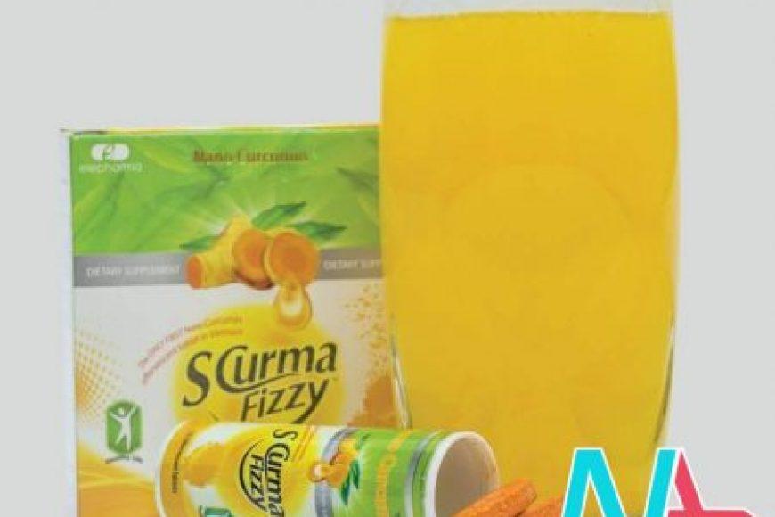 5 ưu điểm của viên sủi nano curcumin SCurma Fizzy