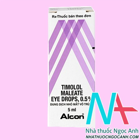 TIMOLOL MALEATE EYE DROPS 0,5%