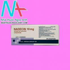 Nadecin 10 mg