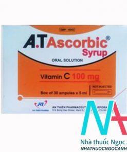 A.T Ascorbic syrup