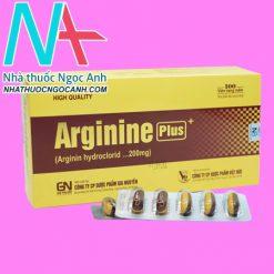 Arginine Plus +