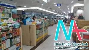 chợ thuốc Hapu Hà Nội