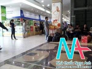 chợ thuốc hapulico số 1 Nguyễn Huy Tưởng