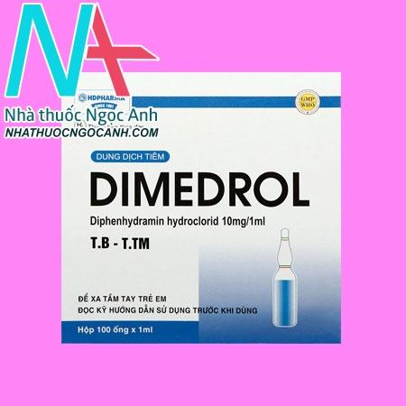 Dimedrol 10mg