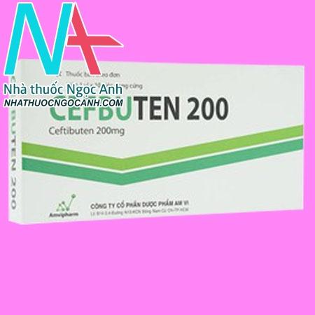Cefbuten 200