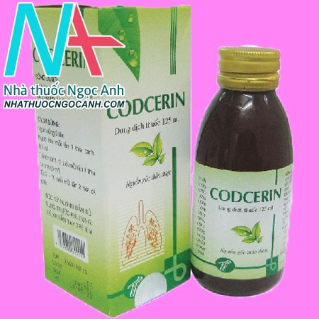 Siro Codcerin 125ml