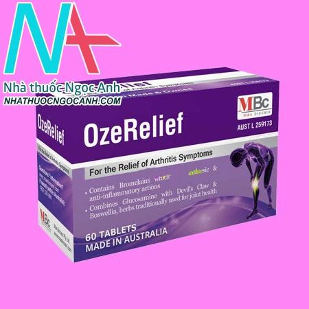 OzeRelief