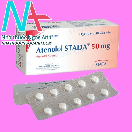 Atenolol STADA