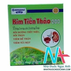 Kim tiền thảo 200