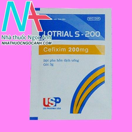 Lotrial S-200
