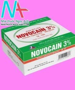 Novocain 3%