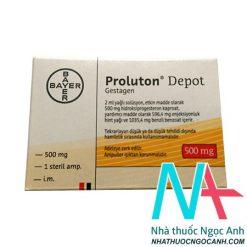 thuốc Proluton Depot 500mg