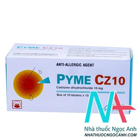 Pyme CZ 10 giá bao nhiêu