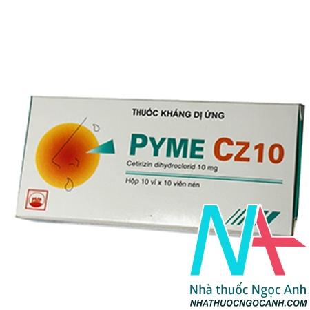 Pyme CZ 10