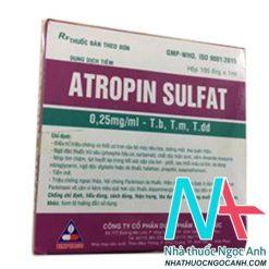 ATROPIN SULFAT