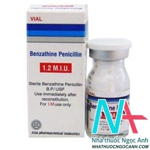 thuốc Benzylpenicilin