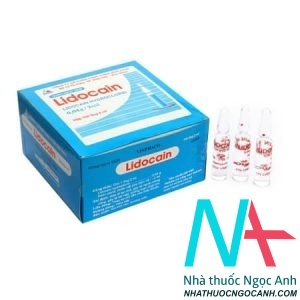 Thuốc Lidocaine Hydrochloride