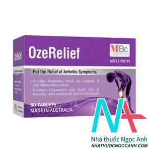 Thuốc OzeRelief
