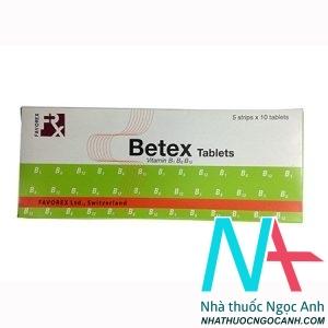 thuốc betex thailand