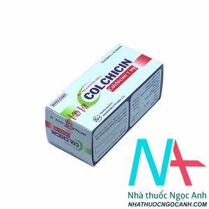 thuốc Colchicin