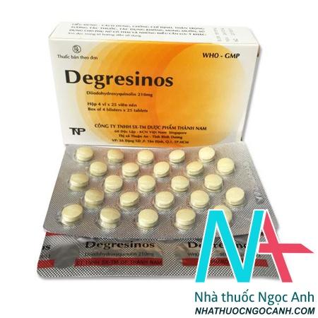Thuốc Degresinos