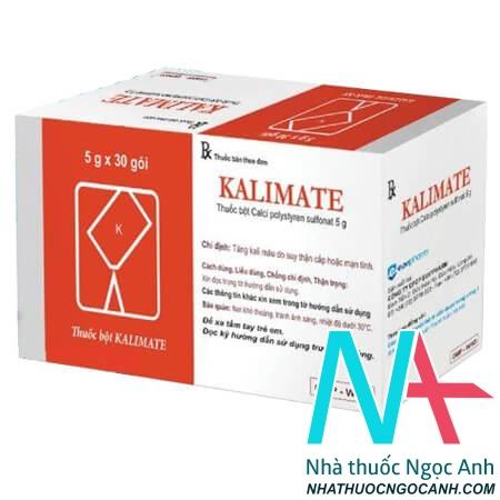 Thuốc Kalimate