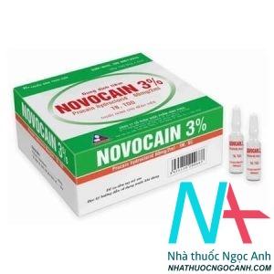 Thuốc Novocain 3%