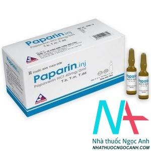 Thuốc Paparin