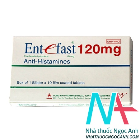 Entefast 120mg