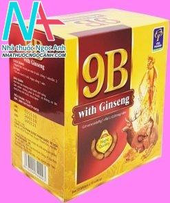 Vitamin 9B with Ginseng