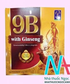 Vitamin 9B with Ginseng