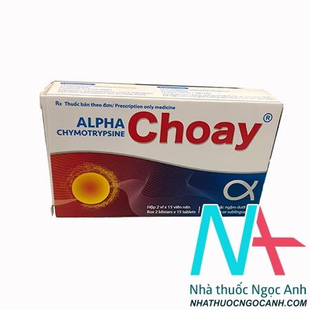 Alpha Choay mới nhất