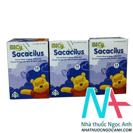 Bio sacacilus gói
