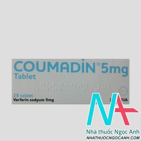 coumadine 5mg