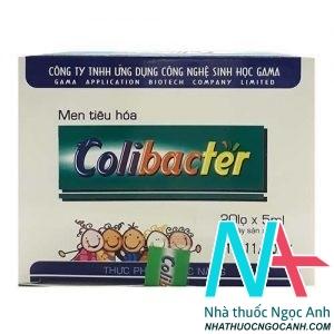 men sống Bạch Mai Colibacter
